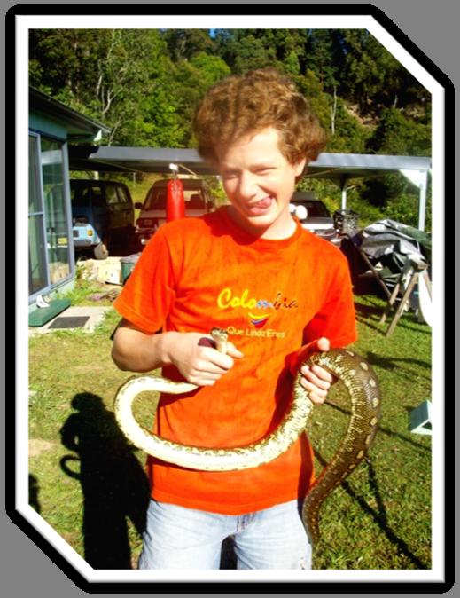 james snake